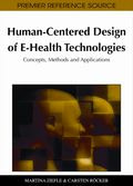 , Human-Centered Design of E-Health Technologies