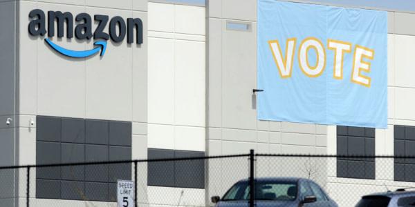 "Deepfake ""Amazon workers"" are sowing confusion on Twitter. That's not the problem."