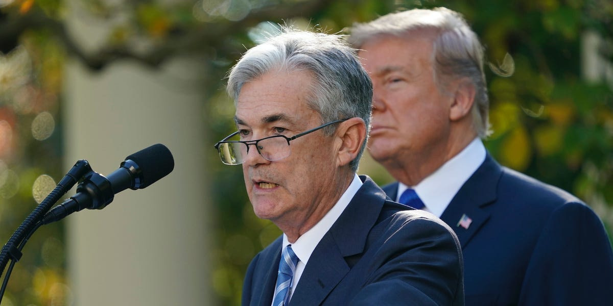 Why are stocks soaring as the economy melts down? Thank the Fed.