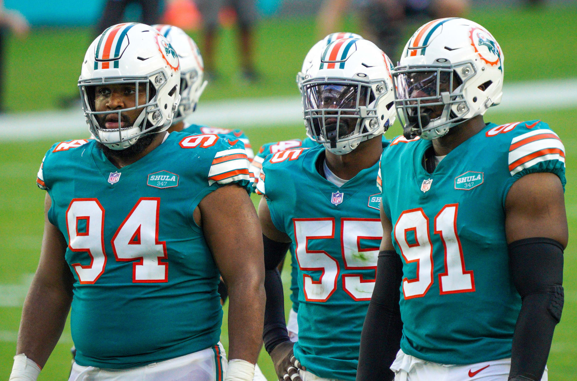 Dolphins could make history in both playoffs and NFL Draft