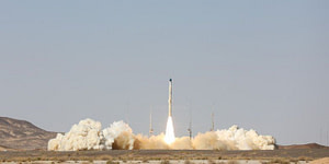 , Iran Launches New Rocket, Showing Advances in Potential Missile Technology