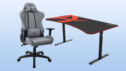 Easiest Eradicate Is Having A 1-Day Sale On Gaming Desks And Chairs