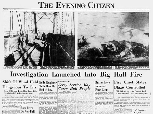 That was then: Last-minute heroics prevent fatalities in $3-million fire