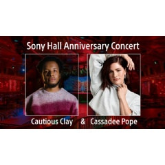 "Sony Announces an Online ""Sony Hall"" Anniversary Concert in New York"