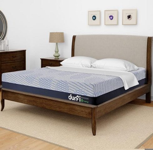 Durfi Launches India's First Hemp Seed Oil-infused Cotton Sweet Memory Foam Mattresses