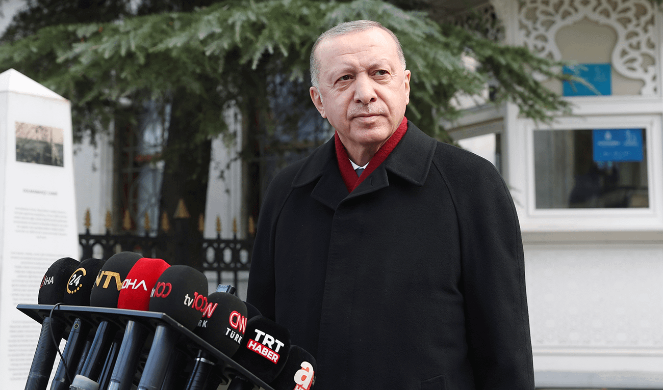Erdogan looks for new allies ahead of elections