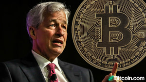 , JPMorgan Boss Says 'Emerging Issues' Like Cryptocurrencies 'Need to Be Dealt With Quickly'