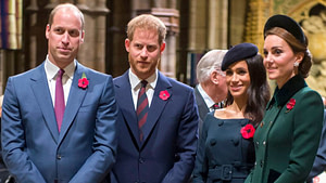 , Prince William Is 'Devastated' After Harry, Meghan's Claims About Wife Kate