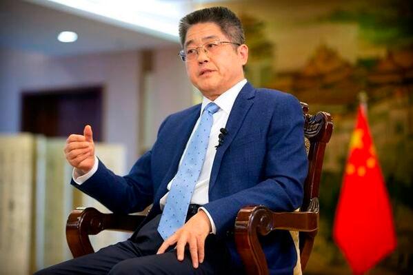 AP Interview: China says US 'too negative' toward China
