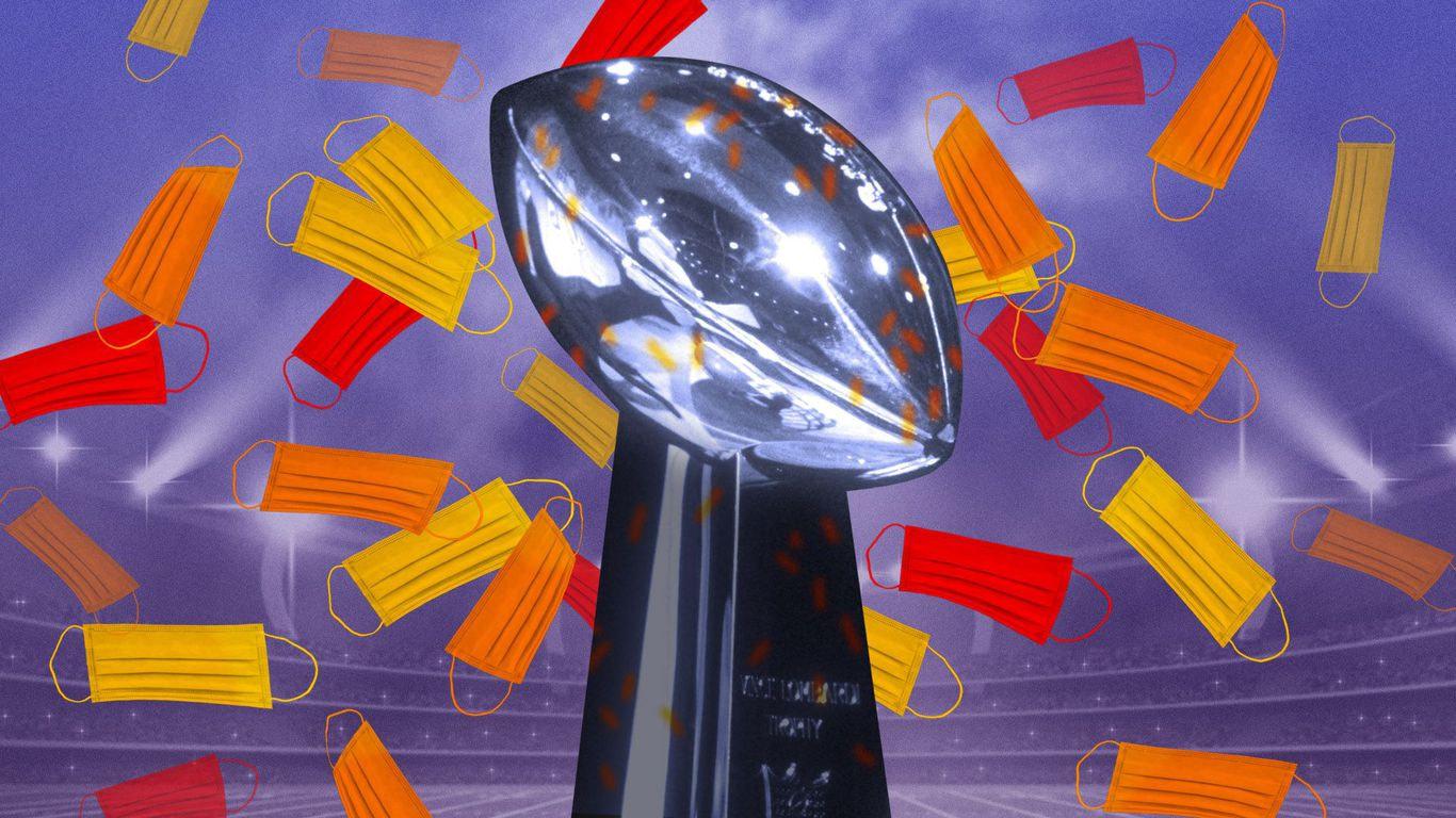 Pandemic-style Super Bowl