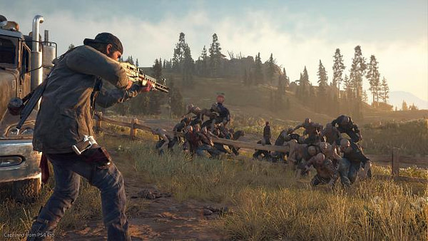 Days Gone Director Confirms Sequel Was Pitched to Sony
