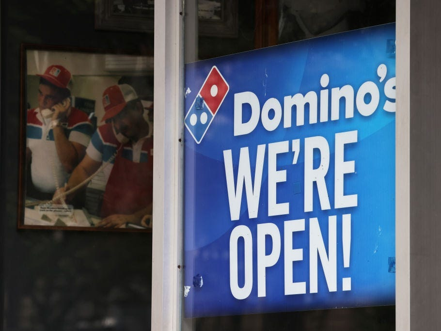 Domino's Pizza plans to drop its ad agency of 13 years in what would be a big hit to holding company MDC Partners