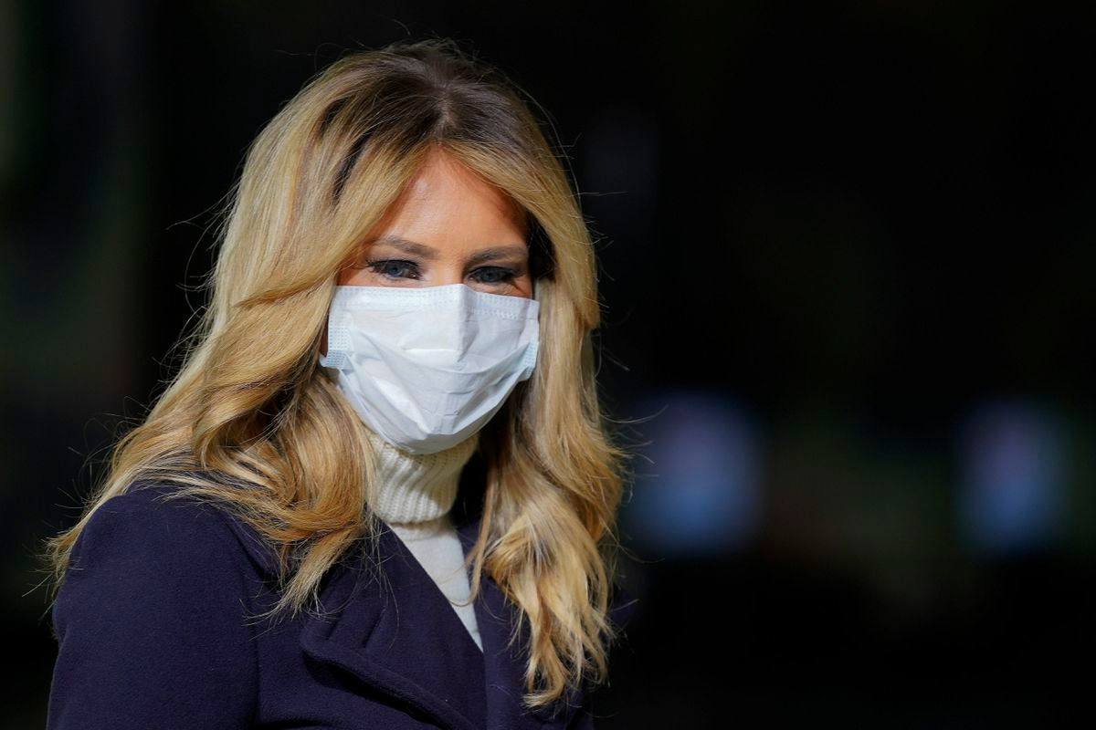 First lady Melania Trump says she's 'disappointed and disheartened' by deadly U.S. Capitol riot – The Globe and Mail