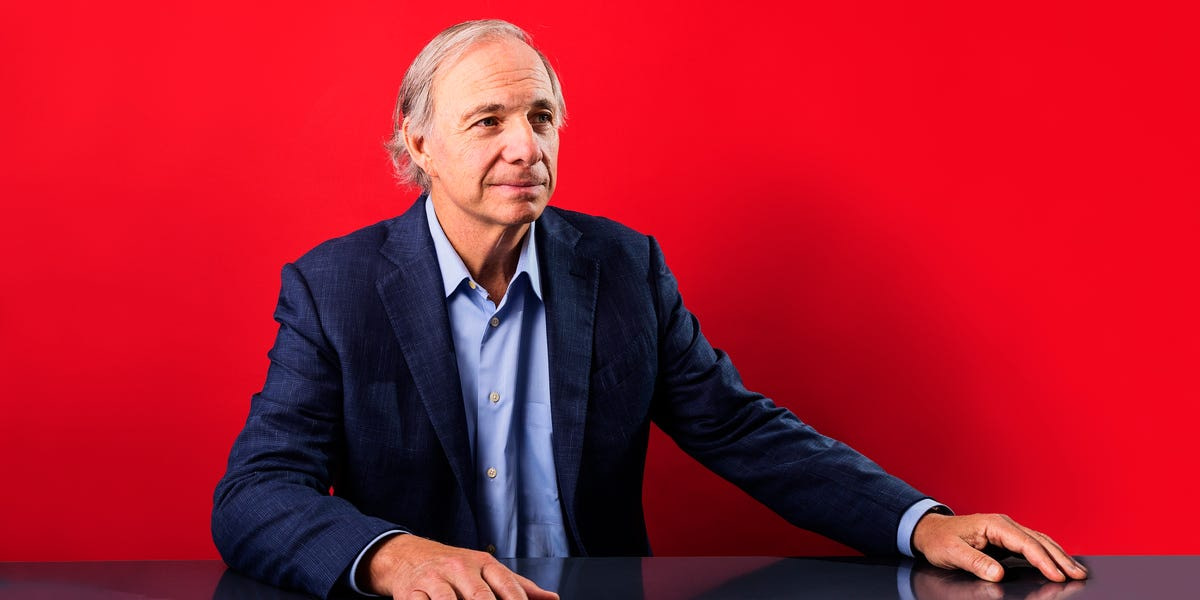 Billionaire Ray Dalio says there's a national emergency no one is talking about during the pandemic: America's jarring inequality