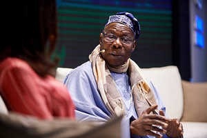 , Nigerians ought to pause blaming God for nation's challenges – Obasanjo