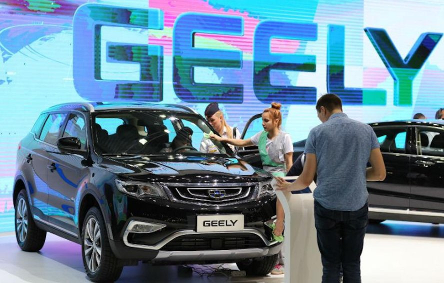 China Tech Digest: Geely Obtains FAA Certificate For Flying Cars