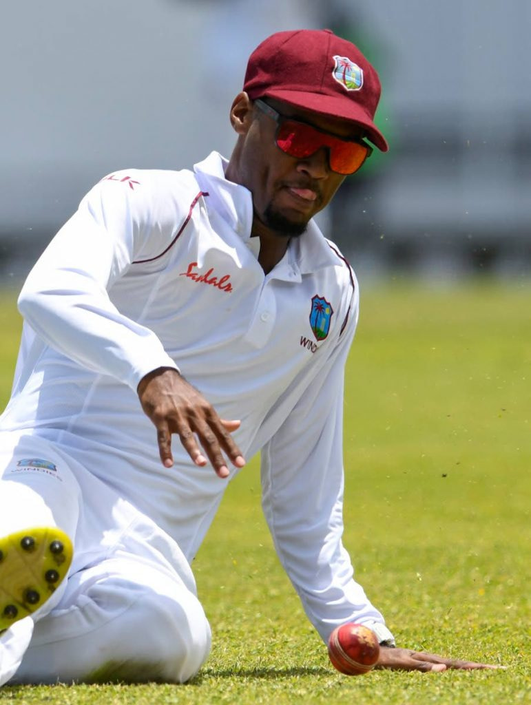 Brathwaite: I can't fault our guys