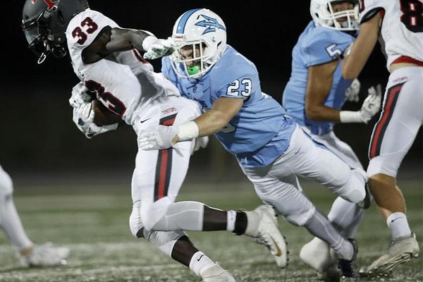 Top high school football games this week