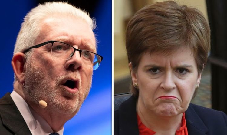 SNP President's huge snub to EU and Nicola Sturgeon: 'Scotland must be for Scots!'